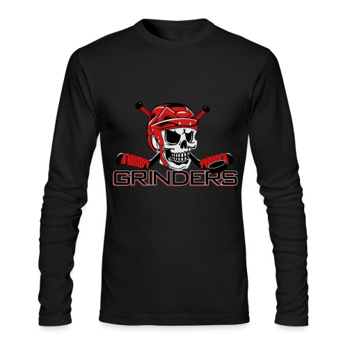 Premium Quality 80% cotton 20% polyester - Men's Long Sleeve T-Shirt by Next Level