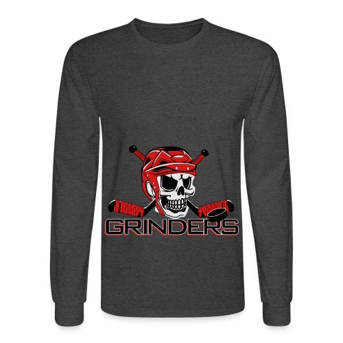 Premium Quality 80% cotton 20% polyester - Men's Long Sleeve T-Shirt