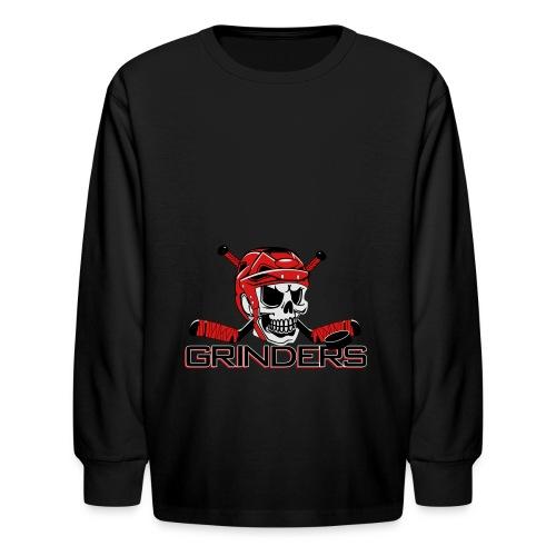 Premium Quality 80% cotton 20% polyester - Kids' Long Sleeve T-Shirt