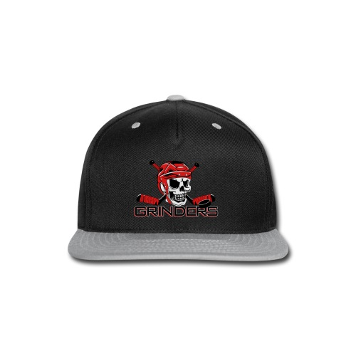 Premium Quality 80% cotton 20% polyester - Snap-back Baseball Cap