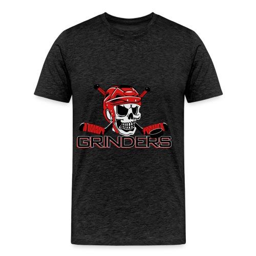 Premium Quality 80% cotton 20% polyester - Men's Premium T-Shirt
