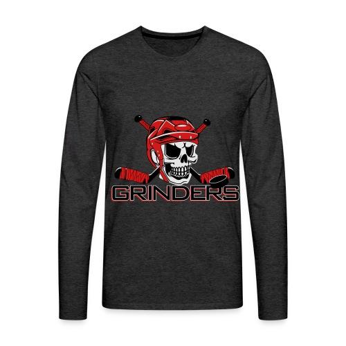 Premium Quality 80% cotton 20% polyester - Men's Premium Long Sleeve T-Shirt