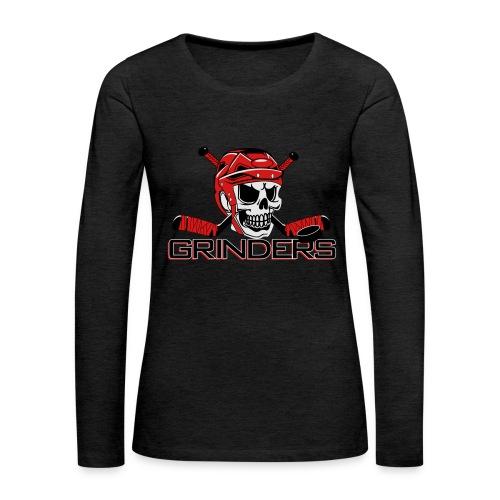Premium Quality 80% cotton 20% polyester - Women's Premium Long Sleeve T-Shirt