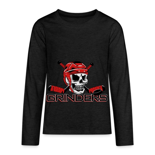 Premium Quality 80% cotton 20% polyester - Kids' Premium Long Sleeve T-Shirt