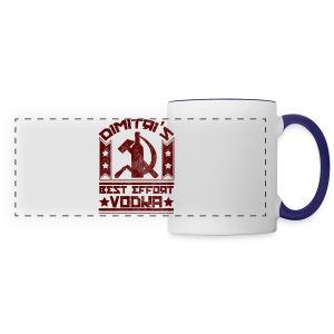 Dimitri's Best Effort Vodka Premium Hoodie - Panoramic Mug