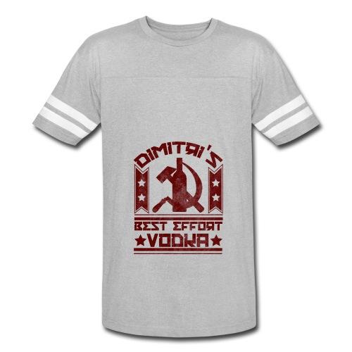 Dimitri's Best Effort Vodka Premium Hoodie - Vintage Sport T-Shirt