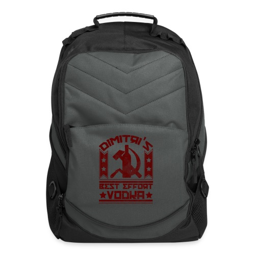 Dimitri's Best Effort Vodka Premium Hoodie - Computer Backpack