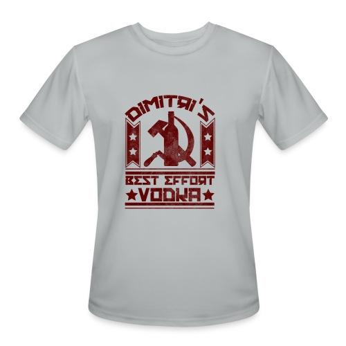 Dimitri's Best Effort Vodka Premium Hoodie - Men's Moisture Wicking Performance T-Shirt
