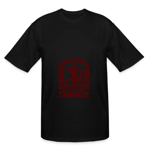 Dimitri's Best Effort Vodka Premium Hoodie - Men's Tall T-Shirt