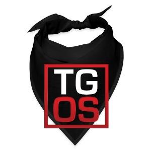 Men's Black TGOS Hoodie - Bandana