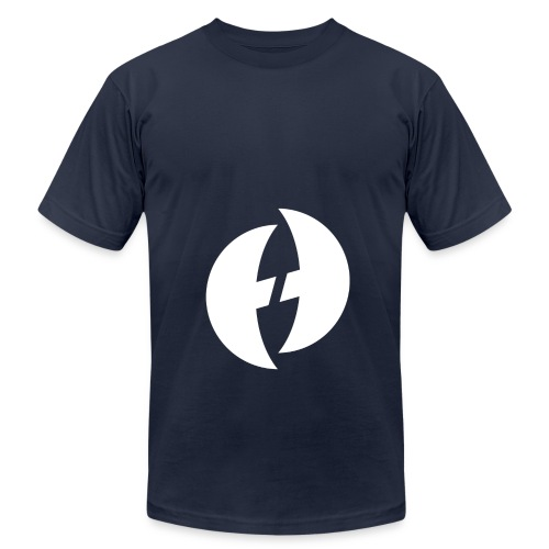 ICONIC HOODIE - Men's Fine Jersey T-Shirt
