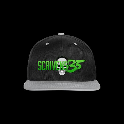 scrivens35 Hoodie - Snap-back Baseball Cap