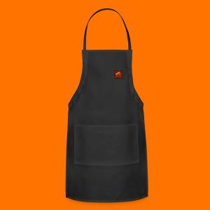 Pharmaceutical Gaming Logo Men's Black Hoodie - Adjustable Apron