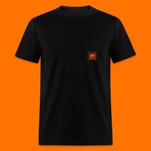 Pharmaceutical Gaming Logo Men's Black Hoodie - Men's T-Shirt