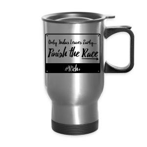OnlyJudasLeavesEarly - Hoodie - Travel Mug