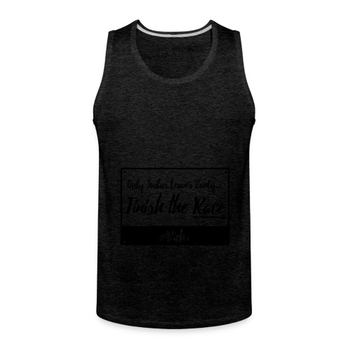OnlyJudasLeavesEarly - Hoodie - Men's Premium Tank
