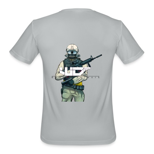 WDF Solider - Men's Moisture Wicking Performance T-Shirt
