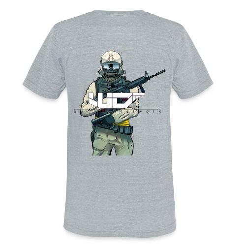 WDF Solider - Unisex Tri-Blend T-Shirt