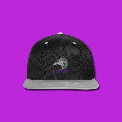 Enlist eSports Hoodie - Snap-back Baseball Cap
