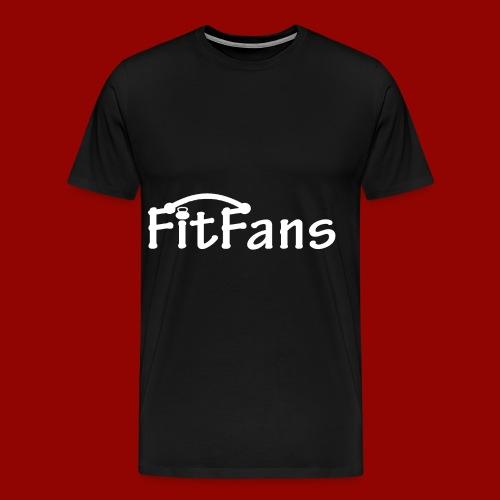 FitFans Hoodie - Men's Premium T-Shirt