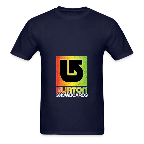 Burton Snowboard - Men's T-Shirt