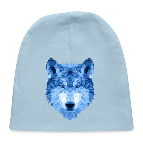 Winter Wolf - Baby Cap