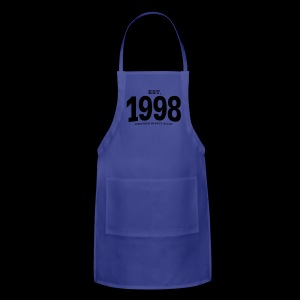 est. 1998 Nineteen Ninety Eight - Adjustable Apron