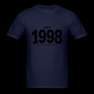 est. 1998 Nineteen Ninety Eight - Men's T-Shirt