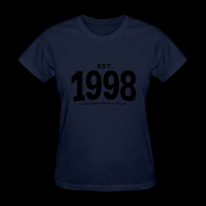 est. 1998 Nineteen Ninety Eight - Women's T-Shirt