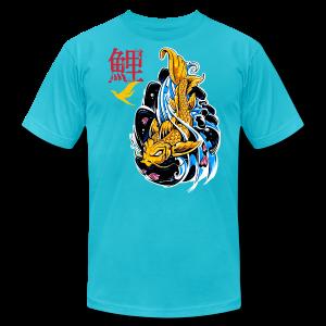 Mythic Koi T-Shirts - Men's Fine Jersey T-Shirt