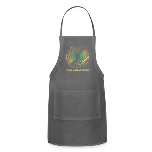 Vinyl Revival T-Shirts - Adjustable Apron