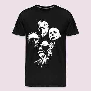 Masters of Horror - Men's Premium T-Shirt