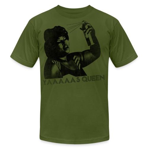 YAAAAAS QUEEN T-Shirt - Men's  Jersey T-Shirt