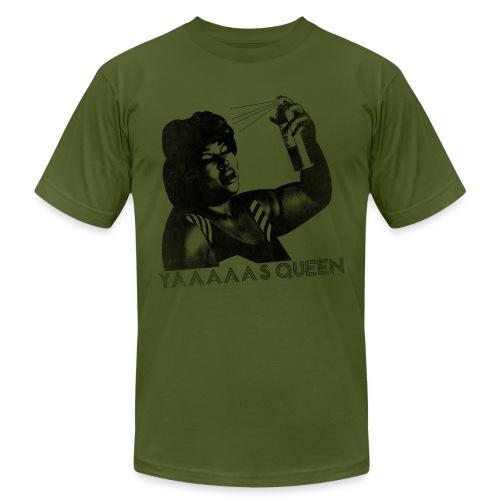 YAAAAAS QUEEN T-Shirt - Men's Fine Jersey T-Shirt