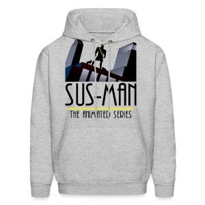 Sus-Man The Animated Series T-Shirt - Men's Hoodie