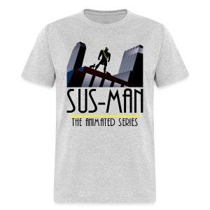 Sus-Man The Animated Series T-Shirt - Men's T-Shirt