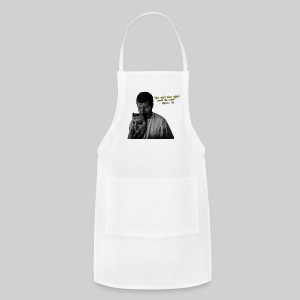 You Dont Know What's Under The Mask Button 2 - Adjustable Apron