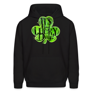 St Patricks Lucky Day T-Shirts - Men's Hoodie