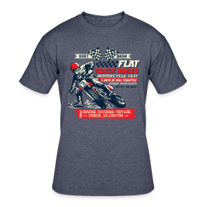 Dirt Dash Moto T-Shirts - Men's 50/50 T-Shirt