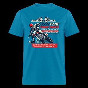 Dirt Dash Moto T-Shirts - Men's T-Shirt