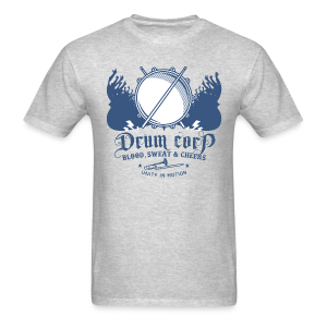 Drum Corp - Men's T-Shirt