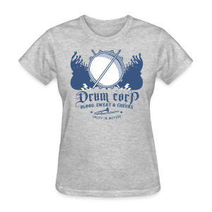 Drum Corp - Women's T-Shirt