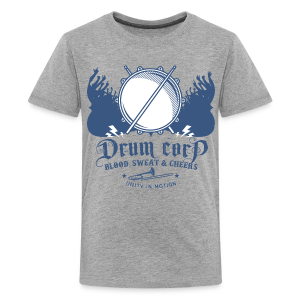 Drum Corp - Kids' Premium T-Shirt
