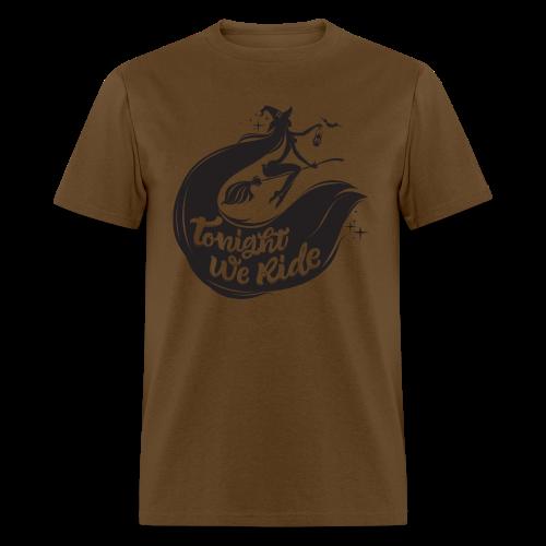 Halloween_Witch T-Shirts - Men's T-Shirt