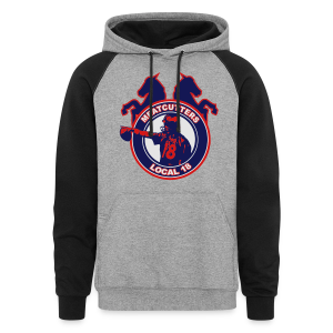 Meatcutters Local 18 - Hoodie - Colorblock Hoodie