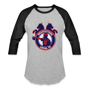 Meatcutters Local 18 - Hoodie - Baseball T-Shirt