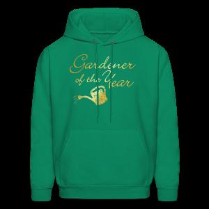 Gardener of the Year T-Shirt (Gold) - Men's Hoodie