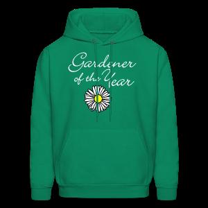 Gardener of the Year (White) T-Shirt - Men's Hoodie