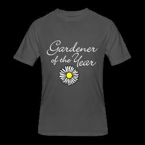 Gardener of the Year (White) T-Shirt - Men's 50/50 T-Shirt