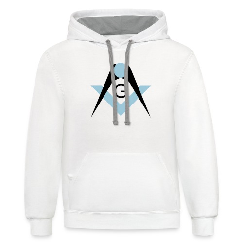 Freemasons bib - Contrast Hoodie